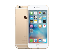 Apple iPhone 6 16GB Guld