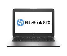 HP Elitebook 820 G3 Deluxe Ed.