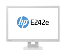 HP EliteDisplay E242E - Vit