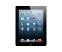 Apple iPad 4 16GB Svart