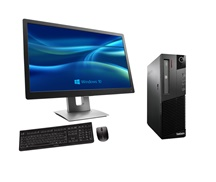 Kontorspaketet Thinkcentre m93p