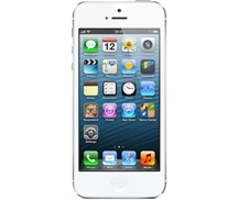 iPhone 5 16GB Vit