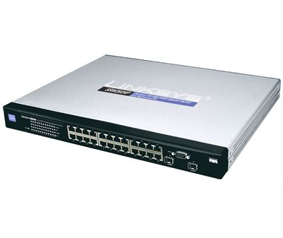 Switchar Cisco Linksys SG300-28P