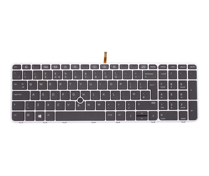 HP BB Keyboard - HP 850 G3-G4 SWE